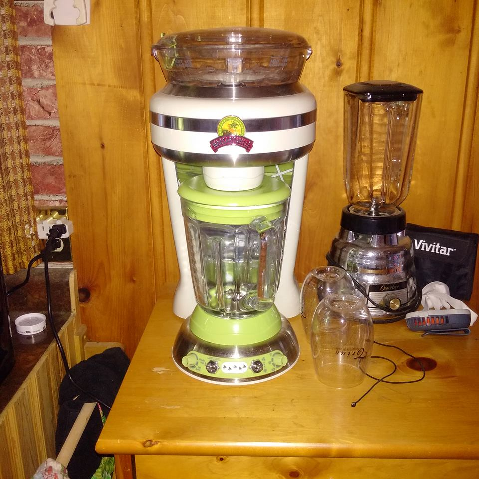 This baby makes some of the best frozen drinks ever.